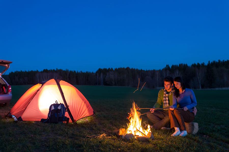 Resultado de imagen de acampar