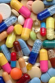 vitamin pills
