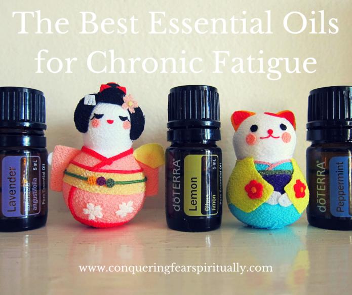 Best Essential Oils for chronic fatigue