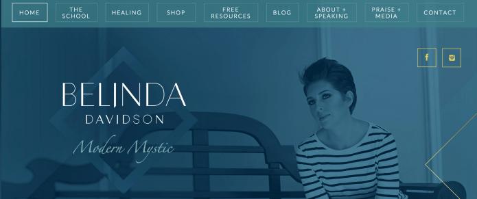 belinda davidson website