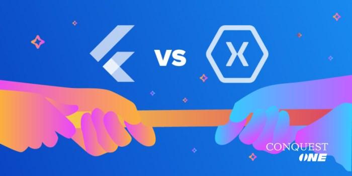 Flutter vs Xamarin: uma perspectiva de desenvolvedor