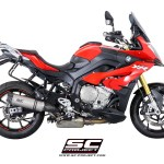 Sc Project Exhaust Bmw S1000 Xr Oval Silencer Low Position