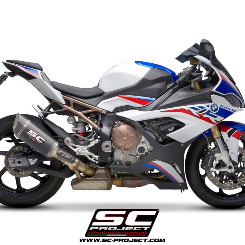 sc project exhaust bmw s1000rr s1