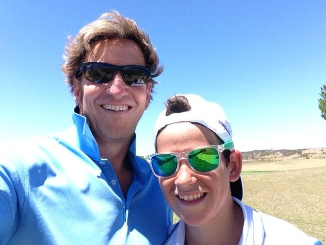 Torneos De Golf Huelva 2015   Selección Personal