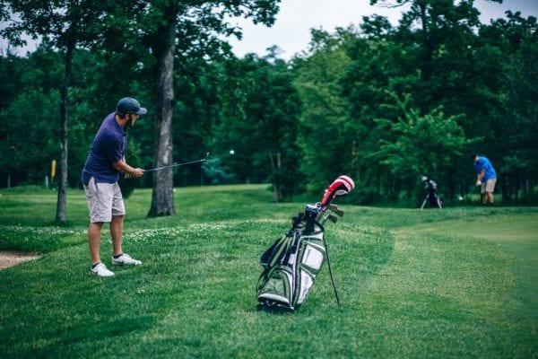 Improving your golf score image