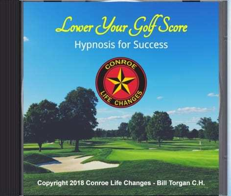 Lower Your Golf Score CD Image