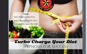 Turbo charge Your Diet Case Cover Image