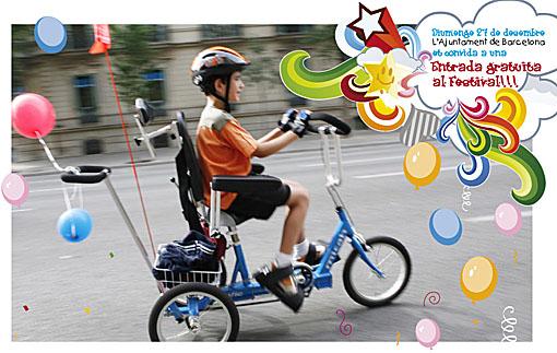 ¿Está reñido el ocio con la discapacidad? Las bicicletas adaptadas