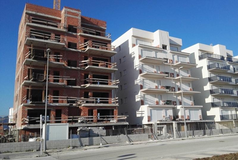 apartamentos en playa de Oliva, residencial Migjorn