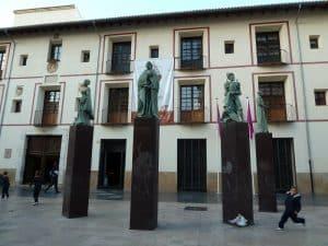 plaza escuelas pias de Gandia