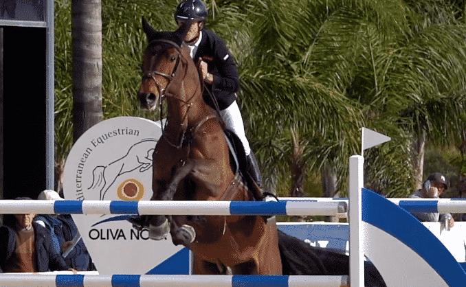 Mediterranean Equestrian Tour de primavera 2019 salto1