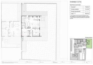 planos residencial suresta denia
