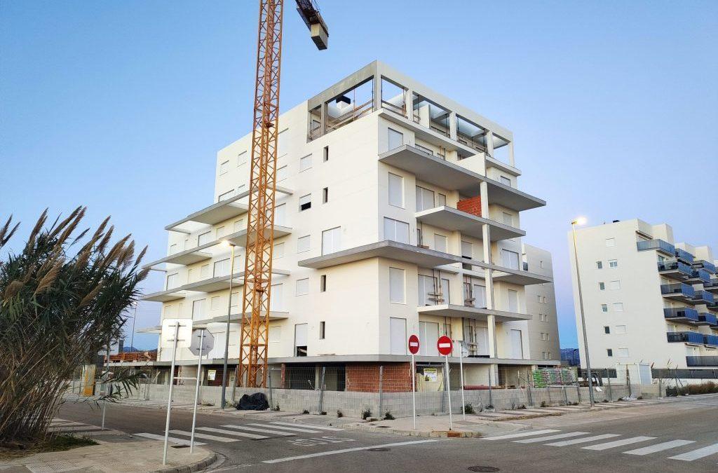 Apartamentos Albornés enero 2021