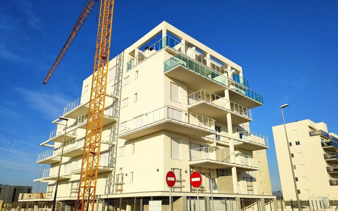 Inminente entrega de Apartamentos Albornés