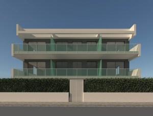 apartamentos en 1ª línea de playa de Oliva