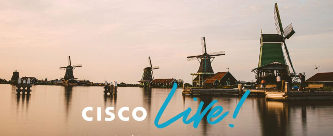 Cisco live 2022