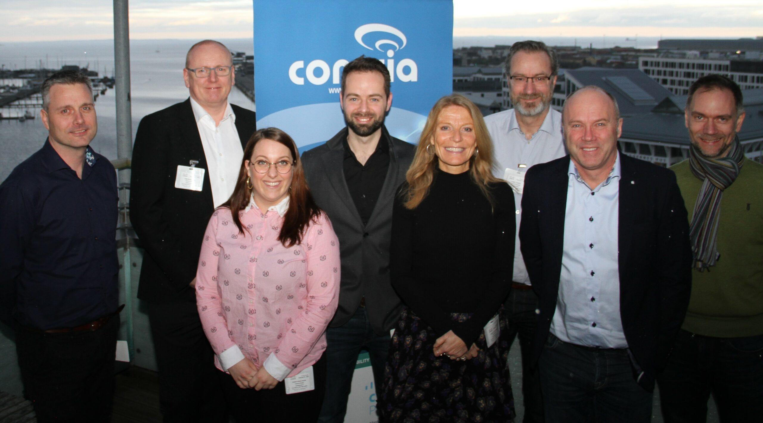 Conscia CX team