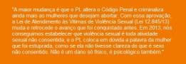 Confira a entrevista completa: http://www.revistaforum.com.br/mariafro/2015/10/22/aprovar-o-pl-506913-e-pedir-para-que-mulheres-morram-nas-portas-dos-hospitais/