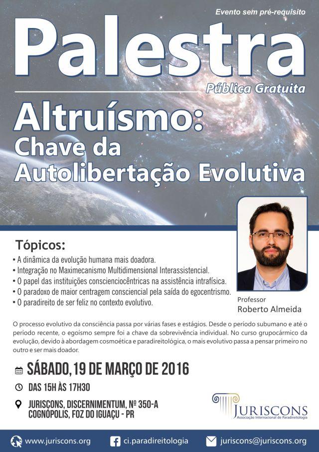 Palestra Roberto Almeida - cartaz (1)