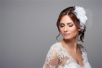 Brautfrisur Braut Makeup Aachen