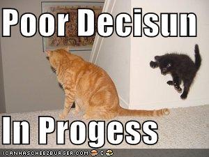 poor decision