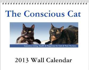 2013_Conscious_Cat_Wall_Calendar