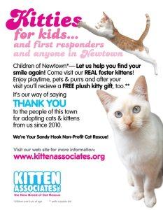 Kitties for Kids Newtown