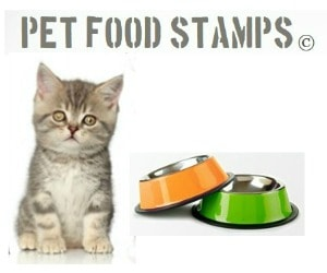Pet Food Stamps Program