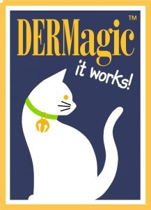 DERMagic Logo-Cat