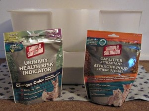 Review And Giveaway Simple Solution 30 Day Litter The Conscious Cat