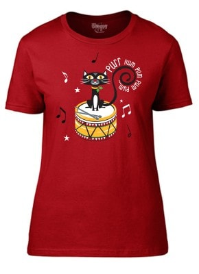 cat-christmas-t-shirt