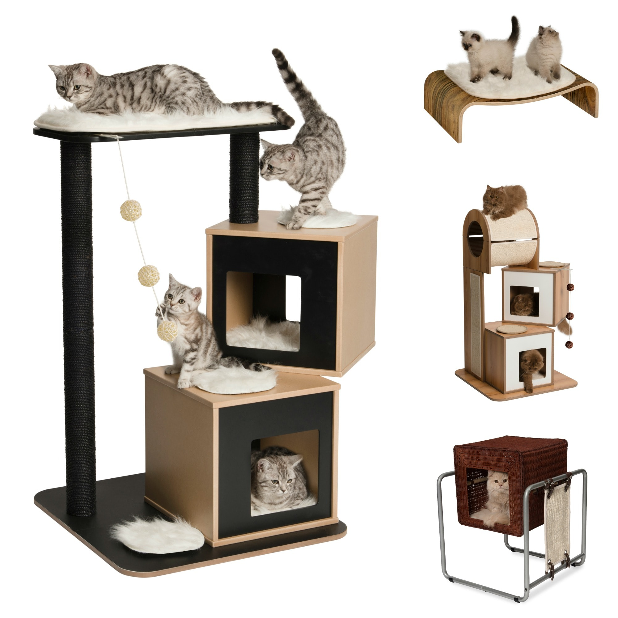 review vesper cat furniture cat safe furniture