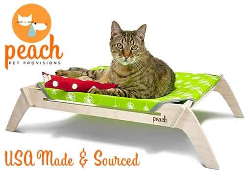Peach-Pet-Lounger