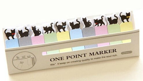 cat-sticky-notes