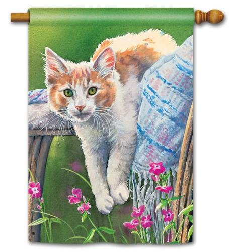 cat-garden-flag