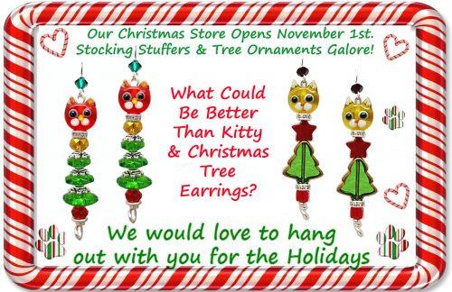 cat-holiday-earrings