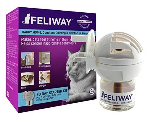 Best Travel Spray Pheromone Cat