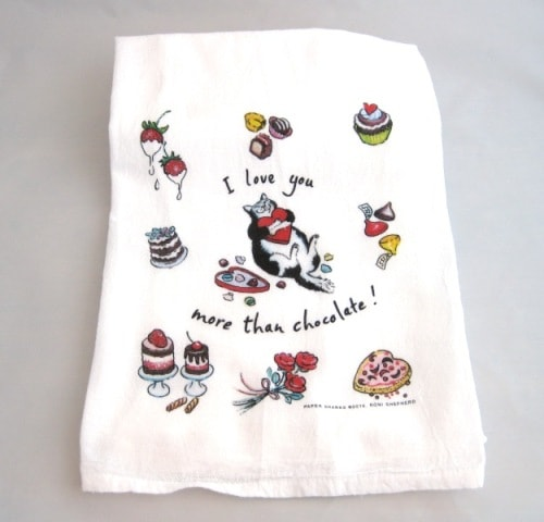 cat-tea-towel