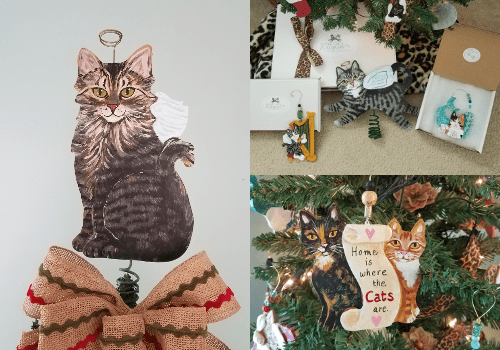 cat-holiday-ornaments