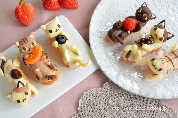 cat-shaped-desserts