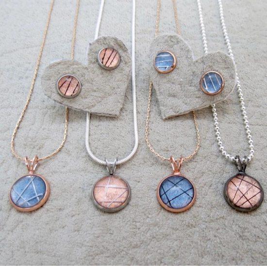 whisker-necklace-earrings