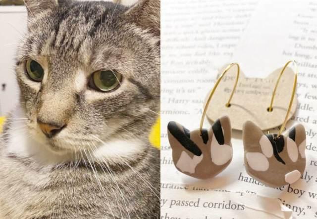 custom-cat-earrings