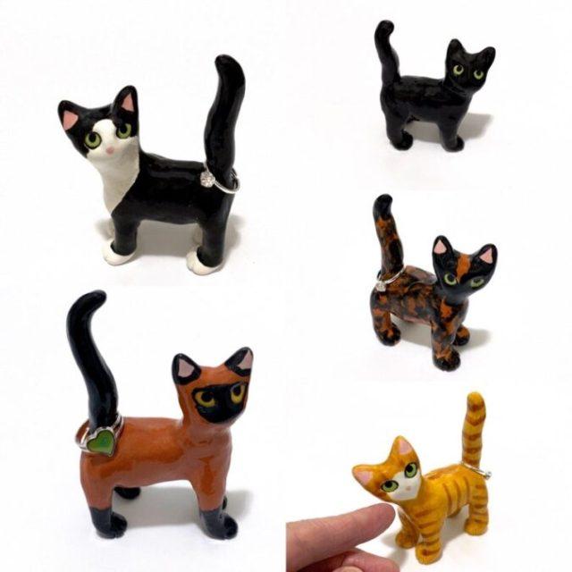 ceramic-cats