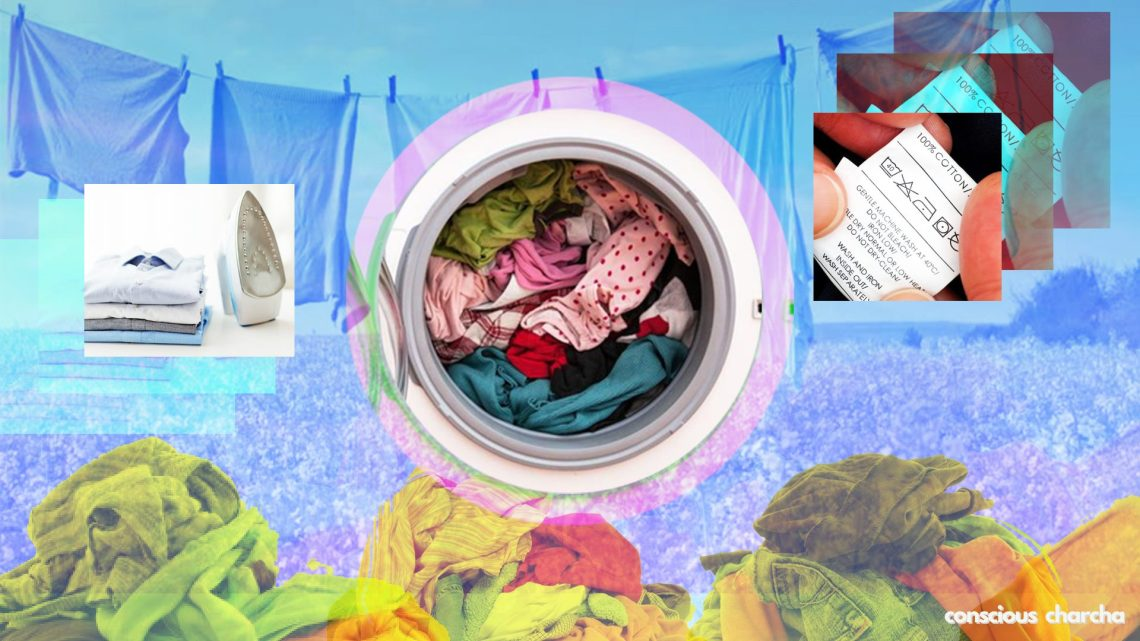 Clothes care made easy