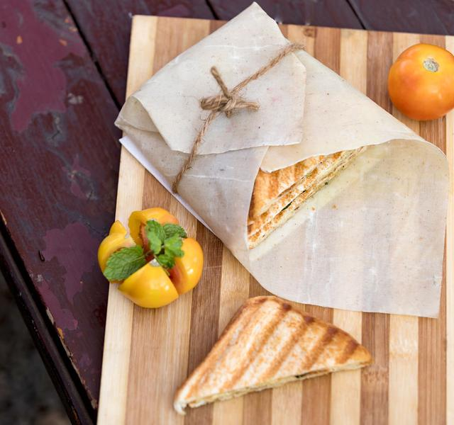 reusable food wrap by stone soup