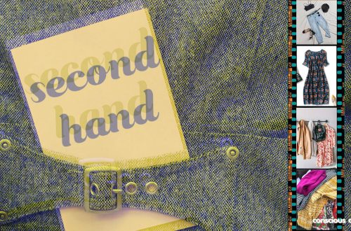 second hand fashion story & why I don't shop secondhand yet