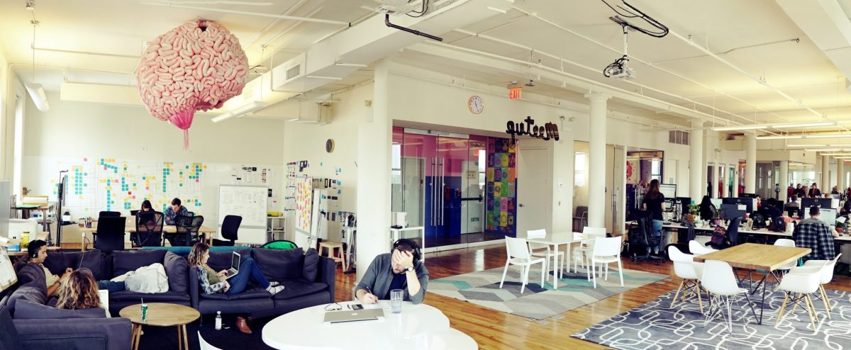 Meetup's New York offices