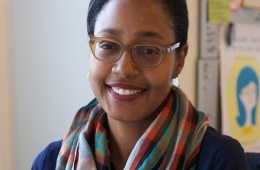 Asana's head of diversity and inclusion, Sonja Gittens-Ottley