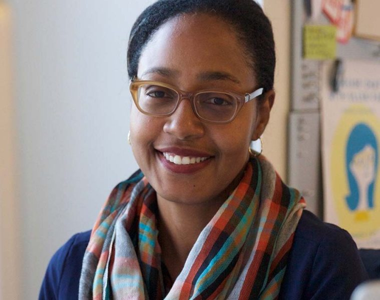 Asana's head of diversity and inclusion, Sonja Gittens-Ottley