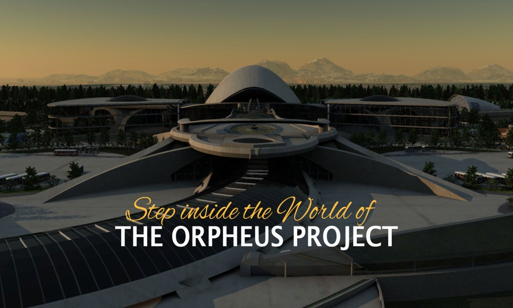 Step Inside the World of the Orpheus Project